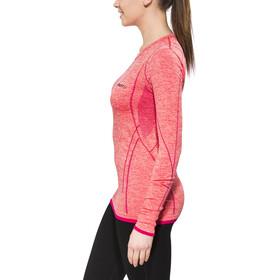 Craft Active Comfort LS Rundhalsshirt Damen crush